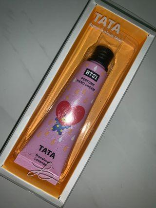 BT21 TATA Handcream