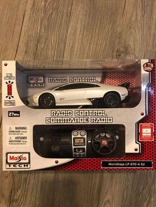 Lamborghini Murcielago RC Maisto