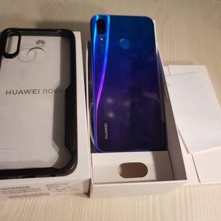 Huawei Nova 3i.  4gb ram 128 gb rom