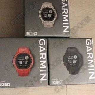 GARMIN Instinct Outdoor GPS Watch ORIGINAL.