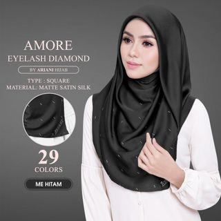 Instock promotion by Ariani hijab plain