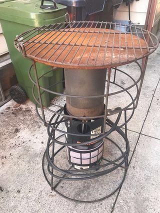Heater natural gas not propane