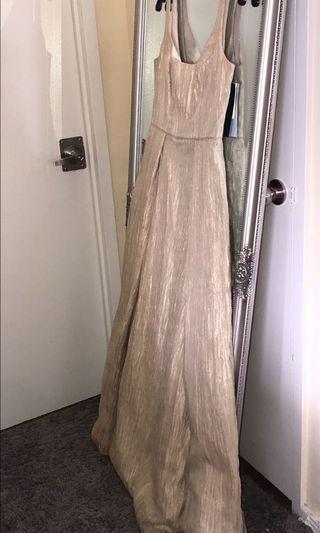 Beautiful designer dress prom evening engagement