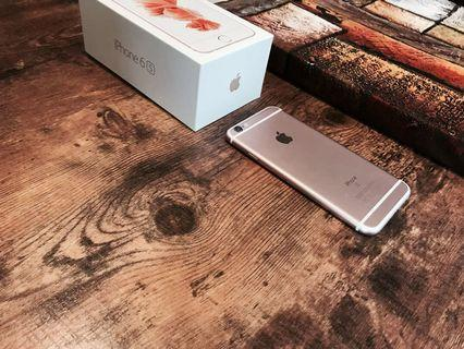 IPHONE 6S 128GB MY ROSE GOLD OFFICIAL