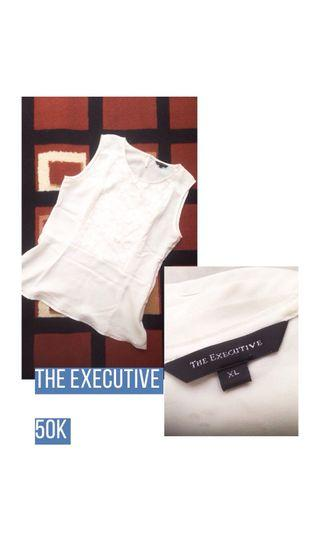 [PRELOVED] THE EXECUTIVE TOP