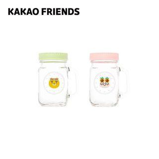 Kakao friends玻璃水樽