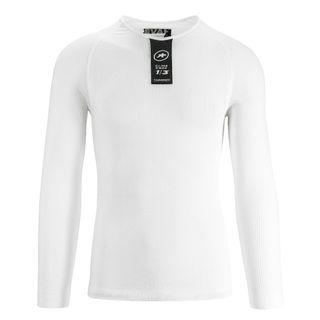 Assos Skinfoil LS Summer Base Layer White 2019 - New