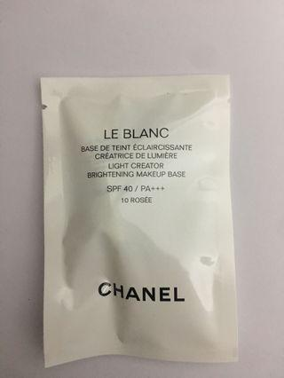 Chanel foundation B10