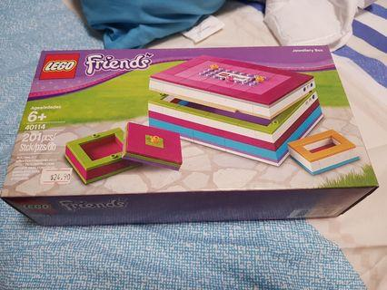 🚚 Lego Friends 40114 Jewellery Box