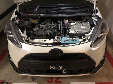 Toyota Sienta Hybrid Performance Spark Plug