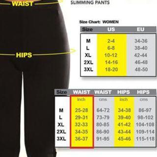 Hot Shaper Pants