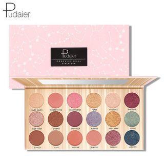 Pudaier eyeshadow palette