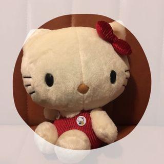 懷舊 Hello Kitty 公仔