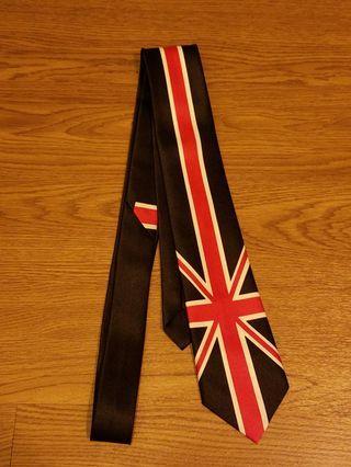 Britian England Tie