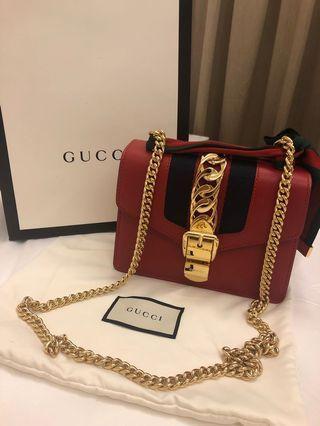 Gucci sylvie bag