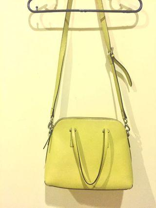 Yellow Sling Bag kate spade