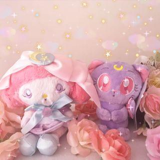 My Melody X Sailor Moon 25th Anniversary Keychain set of 2PCS