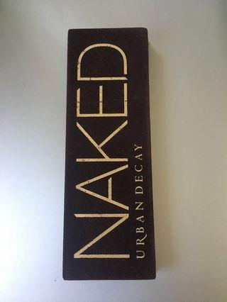 Original NAKED Palette