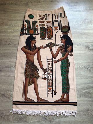 Egypt style Long Skirt
