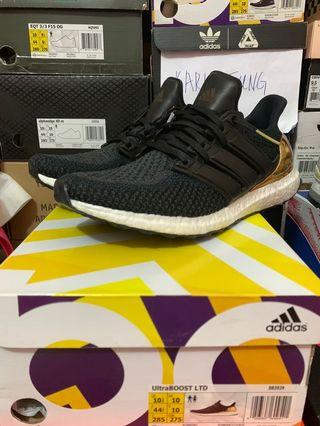 Adidas Ultra Boost 2.0 Olympic Gold us10.5