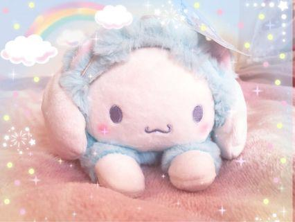 Sanrio Cinnamoroll Cat Plush Toy