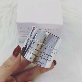 🇫🇷Chantecaille Stress Repair Concentrate Eye Cream香緹卡鑽石級眼霜15ml