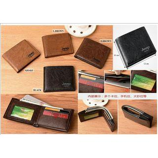 Men Wallet Jeep