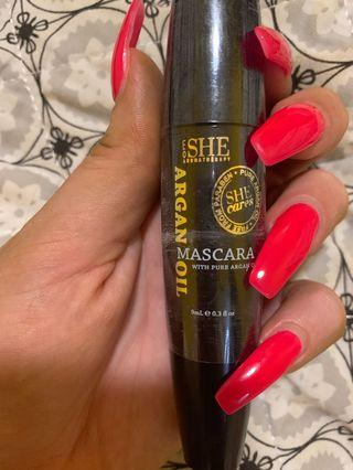 Argan oil mascara