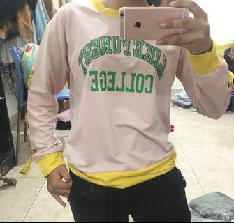 [new] College Sweater