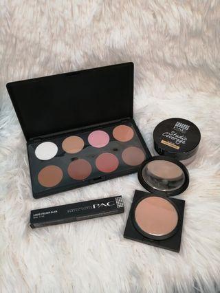 Original PAC makeup bundle RM 50 for all