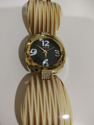 Authentic Titus Woman Watch