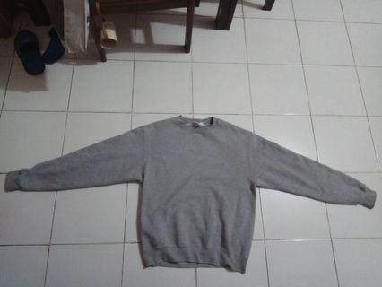 Crewneck/ Sweater Champion grey Eco Basic Honduras