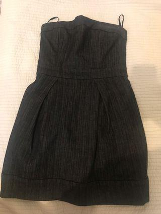 French Connection Denim Dress