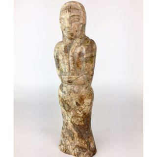 Marble Stone Lady Statue