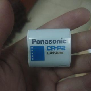 Battery panasonic CR-P2