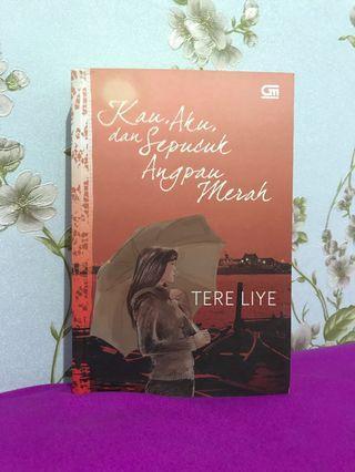 #BAPAU Novel Tere Liye