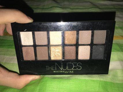 Maybelline The Nudes Eyeshadow