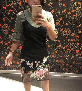 Floral Dress by New Look