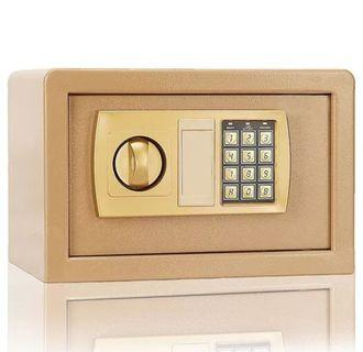 PREMIUM ELECTRONIC A4 SIZE STEEL SAFE DEPOSIT BOX [ FREE DELIVERY ISLANDWIDE]
