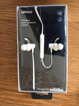 Miniso Wireless Sports Earphones