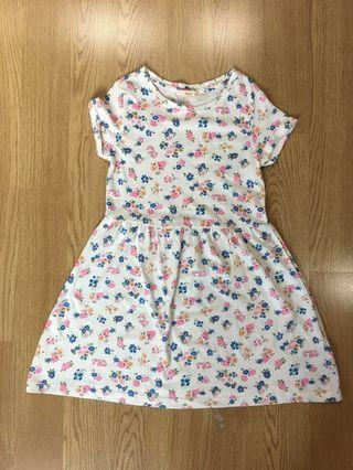 Fox kids Jersey Florals Dress