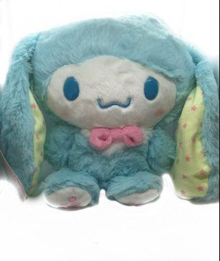 Sanrio Cinnamoroll Blue Bunny Rabbit Plush Toy