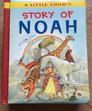 Bible Story Book for little ones