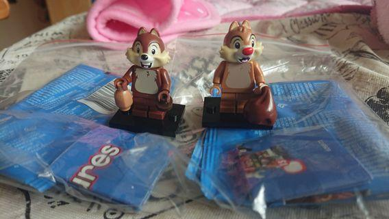 Lego Minifigures 71024 chips & dale