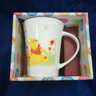 🚚 小熊維尼 馬克杯(含包裝盒)