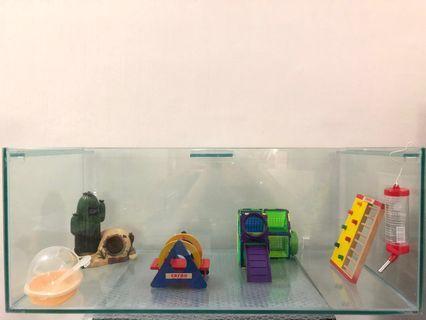 🚚 Hamster's house (Tank)