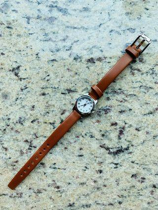 Marc Jacobs Mini Leather Watch