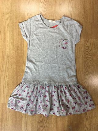 Fox Kids grey Jersey dress