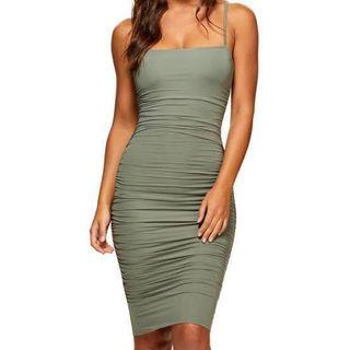 Kookai Belinda Midi Formal Dress