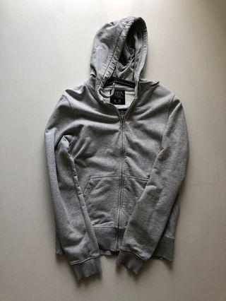 🚚 ZARA Grey Hoodie